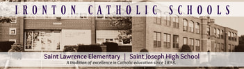 ST. LAWRENCE & ST. JOSEPH CATHOLIC SCHOOLS